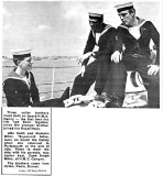 1969, SEPTEMBER, THE MILES BROTHERS, NAVY NEWS