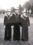 1961, 9TH SEPTEMBER - ANTHONY SATTIN, DRAKE, 37 MESS, COXI, BOB AND ME.jpg