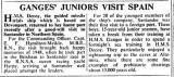 1961, DECEMBER - JUNIORS VISIT SPAIN, NAVY NEWS.jpg