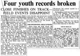 1961, JULY - FOUR YOUTH RECORDS BROKEN, NAVY NEWS.jpg