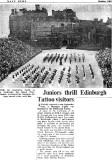 1962, OCTOBER - JUNIORS THRILL EDINBURGH TATTOO VISITORS, NAVY NEWS.jpg