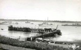 UNDATED - ADMIRALTY PIER WITH WARSHIPS IN HARWICH HARBOUR.jpg
