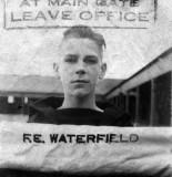 1946, 19TH NOVEMBER -  FRANK WATERFIELD, PAYBOOK PHOTO.jpg