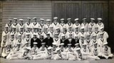 UNDATED - UNKNOWN GROUP OF BOYS, WITH INSTRUCTORS.jpg