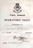 1966, 14TH NOVEMBER - PETER BUTCHER, 89 RECR., K92 CLASS, SEAMANSHIP PRIZE, 02..jpg