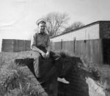 1960, 10TH DECEMBER - RICHARD YOUNG, COLLINGWOOD, 284 CLASS, 03..jpg
