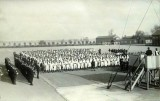 1930s - CHURCH SERVICE ON THE PARADE GROUND, FROM AN EDITH DRIVER POST CARD.jpg