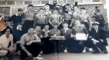 1970, APRIL - IAN TIBBETTS, RODNEY, 43 MESS, CUTTER PULLING CREW.jpg