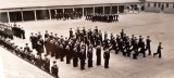 1954 - KEITH DRYSDALE SPENCER, MESSES MARCHING PAST IN THE ANNEXE, 09..jpg