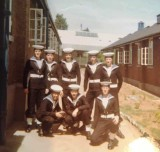 1973, 16TH JANUARY - JOE WHELAN, FROBISHER, 211 CLASS, PART OF PASSING OUT GUARD.jpg