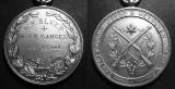 1929 - W.H. SLEEP, SHOOTING SILVER MEDAL, CHATHAM PORT RIFLE MEETING, 01..jpg