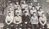 1959, 10TH FEBRUARY - DAVID JESS JAMES, ANNEXE, LEOPARD, CRS POTTS, COLLINGWOOD,  43 MESS, 315 CLASS, YEOMAN JONES, 05.