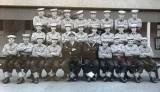1959, 10TH FEBRUARY - DAVID JESS JAMES, ANNEXE, LEOPARD, CRS POTTS, COLLINGWOOD,  43 MESS, 322 CLASS, R.S. HOUGHTON, 02.