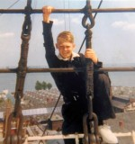 1967 - ADRIAN PERRY, BULWARK ANNEXE MESS AND DRAKE DIVISION, 221 CLASS IN THE MAIN, 02..jpg