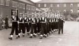 1959 - BOB OWENS, DUNCAN, MARCH PAST.jpg