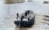 UNDATED - GUNNERY BOYS GOING ONBOARD HMS GANGES..jpg