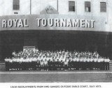 1970, 18TH MAY - ANDY FERN, 18 RECR., ROYAL TOURNAMENT, 1971, SEE INFORMATION BELOW PHOTO.jpg