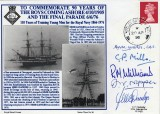 1995 - FDC, TO COMMEMORATE 90 YEARS OF THE BOYS COMING ASHORE..jpg