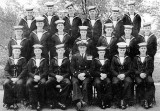 1956 - JIM (TANSY) LEE, GRENVILLE, 17 MESS, I'M 4TH FROM LEFT BACK ROW.jpg