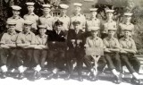 1962, 10TH JULY - MICK HOULT, HAWKE, 362 CLASS COMMS, I AM FRONT ROW, 2ND FROM RIGHT, TAKEN IN AUGUST.jpg