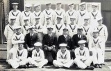 UNDATED - UNKNOWN CLASS, WITH OFFICERS AND INSTRUCTORS..jpg