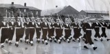 1965 - JIM WRIGHT, HAWKE GUARD, MARCH PAST, I AM FRONT ROW, 3RD FROM LEFT.jpg