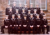 1976, 30TH MARCH - TIM POTTS, 141 CLASS, I AM MIDDLE ROW, SECOND FROM RIGHT.jpg