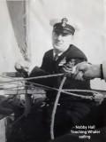 1959 - RICHARD WYATT, P.O. NOBBY HALL, A GREAT INSTRUCTOR.jpg