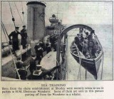 1938 - A DAY AT SEA ABOARD HMS WANDERER, PRESS CUTTING.jpg