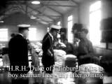 1956, 31ST APRIL - JIMMY LEE, I MET HRH DUKE OF EDINBURGH JUST 36 HOURS AFTER JOINING HMS GANGES.jpg