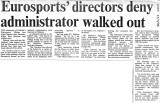 1984, 27TH NOVEMBER - DICKIE DOYLE, FURTHER CUTTING FROM EADT REGARDING SITE'S MANAGEMENT.jpg