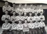 1958, 6TH MAY - MICHAEL BARKER, HAWKE, 231 CLASS, I AM BACK ROW, 2ND FROM LEFT, NEXT TO SMITH.jpg