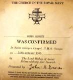 1965 - DENIS HESKETT, 77 RECR., CONFIRMATION CERTIFICATE.jpg