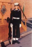 1971, MARCH - PATRICK HILL, 26 RECR., BENBOW, PASSING OUT GUARD.jpg