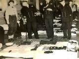 1966 - DENIS HESKETT, KIT MUSTER OF BOY IAN BESSELL, COLLINGWOOD, CLASS 244, INSTR. RS MORRIS, CDR. HOWARD, SUB. LT. PHILLIPS.