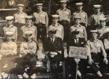 1965, JULY - RAY DONOGHUE, 77 RECR., C244 CLASS, I AM NEXT TO THE DIVISIONAL OFFICER.jpg