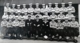 1962, 9TH JULY- BOB BRYANT, ANNEXE - TIGER, MAIN - FROBISHER, I AM CENTRE RANK, 3RD FROM LEFT.jpg