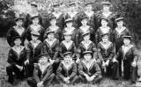 1918 - SIGNAL CLASS 40, INSTRUCTOR YEO HILL..jpg