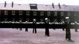 1965, 31ST AUGUST - PETE OLDHAM, FROBISHER, MARKERS FALL IN, PASSING OUT PARADE, 78 RECR,. IN JULY 1966..jpg