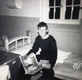 1962, 3RD SEPTEMBER - BILL VINCE, 52 RECR., RODNEY, 12 MESS, IN THE MESS.jpg