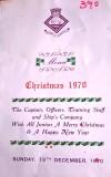 1970 - TONY KNOCKER WHITE SNR., 02, DRAKE, 12 MESS, XMAS MENU, A..jpg