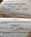 1960, 6TH SEPTEMBER - STEVE KINROY, HAWKE, 49 MESS, 261 CLASS, TRAVEL PASS.jpg