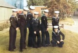 1969-70 - STEVE SCULTHORP, I AM THE TALLEST, WE HAD JUST SEWED OUR BADGES ON AFTER PASSING FINAL EXAMS.jpg