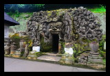 Goa Gajah, or Elephant Cave- Built in the 9th century, it served as a sanctuary