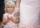 2nd Place - The Flower Girl - by Kristen Bruley
