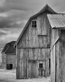 3rd Place - Centennial Barn - by Dan Holowicki