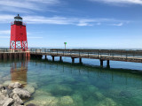 2nd Place - Pure Michigan Lighthouse - by Cristina Piluso
