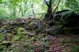A nagygörbői Sziklafolyosó - The Rock Corridor near Nagygörbő