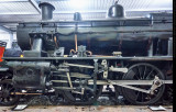 Ivatt Class 2 at Highley Museum, SVR