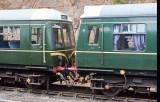 Class 108 DMU, Bewdley, SVR